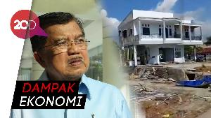 JK Beberkan Beda Dampak Gempa Lombok dan Palu