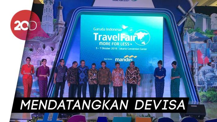 Dolar AS Menguat, Garuda Indonesia Tidak Terpengaruh