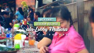 Menikmati Lesehan Kuliner dengan Menu dari Berbagai Penjuru Indonesia