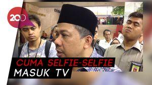 Fahri Tuding Pemerintah Lepas Tangan Penanganan Gempa Lombok