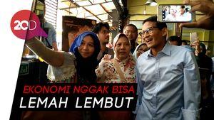 Sandi: Prabowo Sah-sah Saja Bicara Keras, Asal Fokus Ekonomi