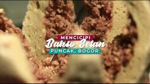 Makanan Khas Sunda dengan Konsep Prasmanan di Sejuknya Puncak