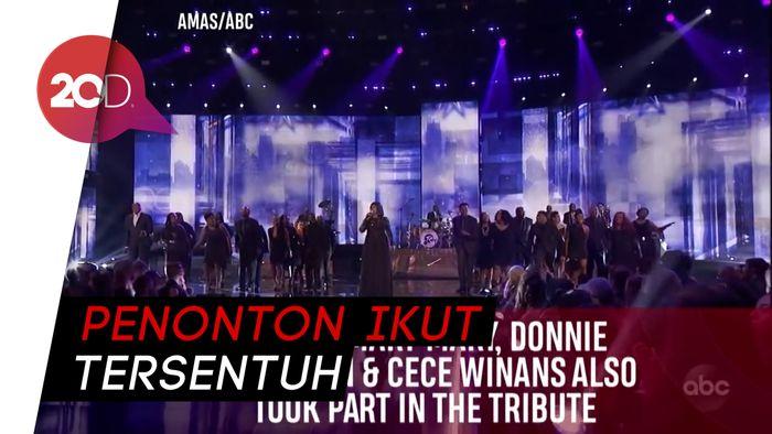 Penghormatan untuk Aretha Franklin dan XXXTentacion di AMAs 2018
