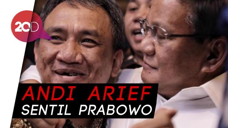 Andi Arief Sebut Prabowo Kurang Serius Mau Jadi Presiden