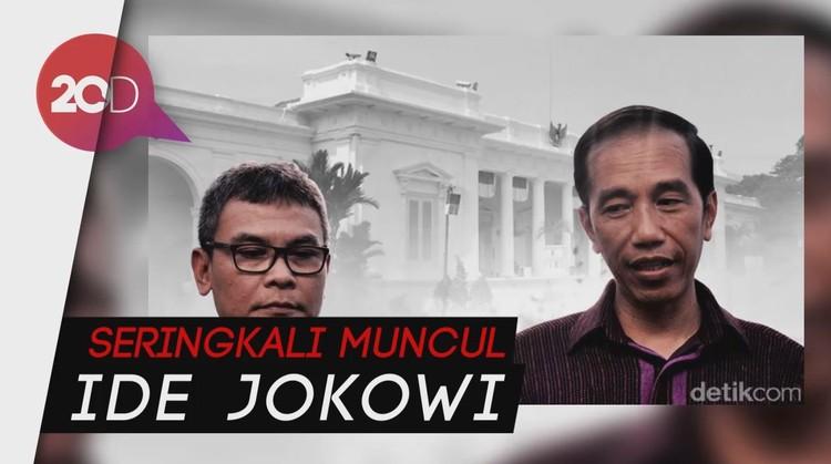 Johan Budi soal Pidato Game of Thrones: Ada Porsi Kreatif Jokowi