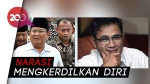 PDIP Kritik Prabowo Sebut Sistem Ekonomi Kebodohan