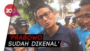 Bang Sandi, Kok Lebih Rajin Kampanye Dibanding Prabowo?