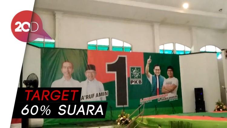 PKB Optimistis Jokowi-Maruf Menang Telak di Jabar