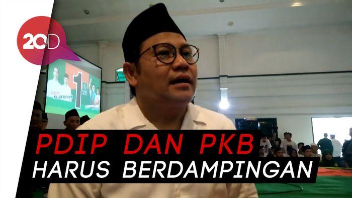 Cak Imin Sebut Jokowi-Maruf Bak Jas Merah-Jas Hijau