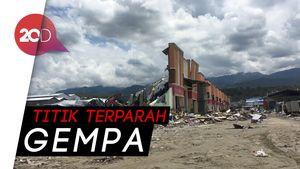 Melihat Pantoloan, Titik Terparah yang Hancur Akibat Gempa Palu