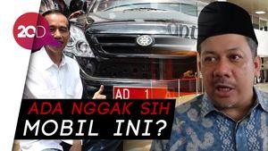 Fahri: Jangan-jangan Mobil Esemka Diimpor Terus Distempel Gitu