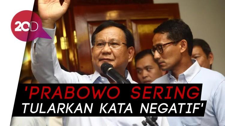 Prabowo Sebut Negara Ugal-ugalan, Tim Jokowi Serang Balik