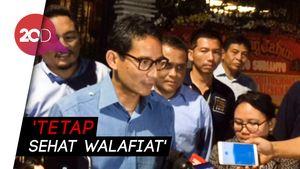 Ini Doa dan Harapan Sandiaga di HUT ke-67 Prabowo