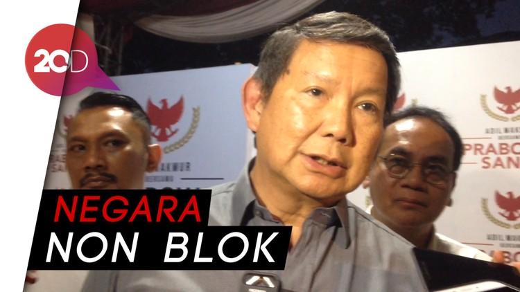 BPN Prabowo-Sandi: Era Soekarno dan Soeharto Indonesia Disegani