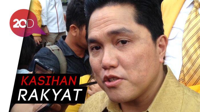 Erick Thohir: Setop Politik Kebohongan!