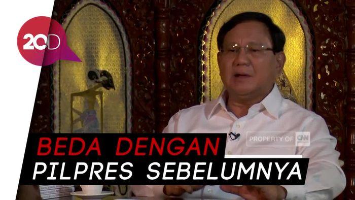 Ternyata Ini Alasan Prabowo Tak Terlalu Rajin Kampanye