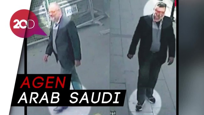 Khashoggi Dibunuh lalu Muncul Aktor Pengganti