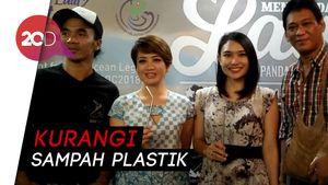 Lindungi Laut, Tiadakan Penggunaan Plastik di Konser Musik