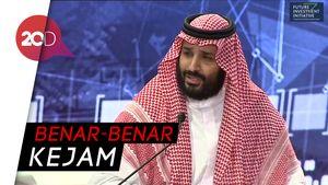 Putra Mahkota Saudi Janji Hukum Pembunuh Khashoggi