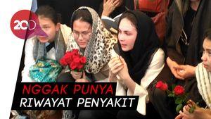 Ayah Arumi Bachsin Diduga Meninggal Akibat Serangan Jantung