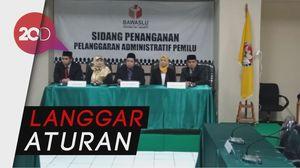 Bawaslu DKI Putuskan Videotron Jokowi-Maruf Langgar Aturan