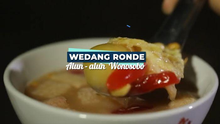 Kehangatan Wedang Ronde Spesial di Wonosobo