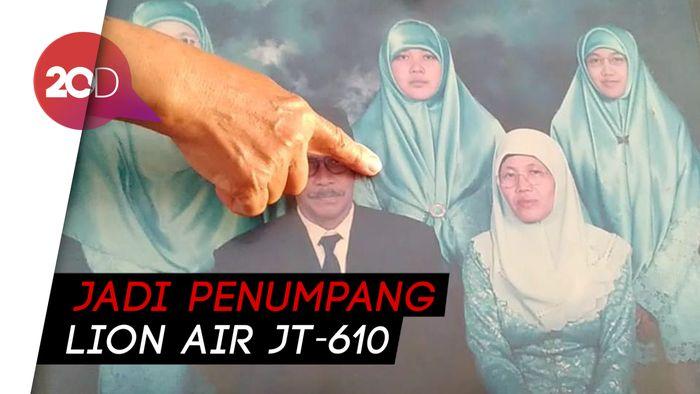 Cerita Tetangga Pegawai Pajak Jadi Korban Lion Air JT-610