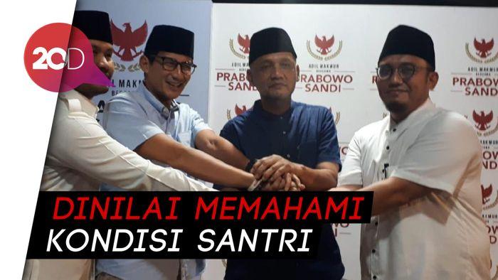 Cucu Pendiri NU Gus Irfan Jadi Jubir Timses Prabowo-Sandi