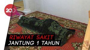 George Mustafa Taka Meninggal Karena Serangan Jantung