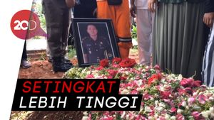 Jaksa Korban Lion Air PK-LQP Mendapatkan Kenaikan Pangkat