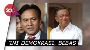 Yusril Jadi Lawyer Jokowi, Djoko Santoso: Bebas Pilihan, Ya!
