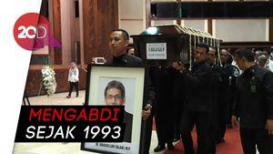 Duka Melepas Kepergian Staf Terbaik KLHK Korban Lion Air PK-LQP