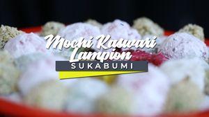 Sensasi Menikmati Mochi Kaswari Lampion, Sukabumi