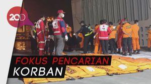 Pencarian Korban Lion Air PK-LQP Dilanjut Besok