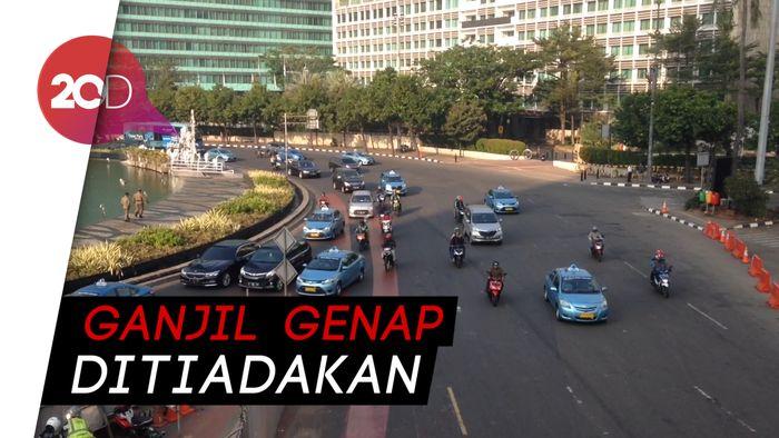 Kebijakan ERP Gantikan Ganjil-Genap, Diberlakukan Akhir 2019