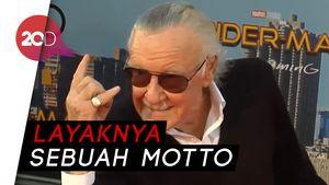Excelsior Kata yang Sering Diucapkan Stan Lee, Apa Sih Artinya?