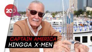 Melihat Kembali Karya-karya Stan Lee