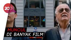 Mengenang Aksi Stan Lee Sebagai Cameo di Film-film Superhero