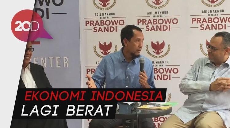 Prabowo Janjikan Pertumbuhan Ekonomi RI 7-8%, Praktisi: Berat!