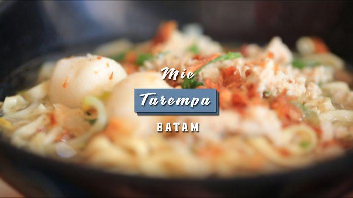 Gurihnya Perpaduan Mie dan Ikan Pada Mie Tarempa, Batam