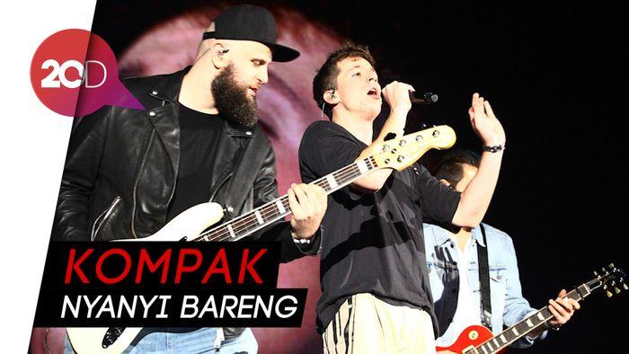 Konser di Indonesia, Charlie Puth Bikin Penonton Terhanyut