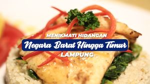 Menikmati Hidangan-hidangan Negara Barat Hingga Negara Timur, Lampung
