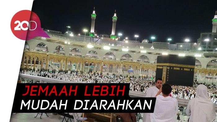 Indeks Kepuasan Haji 2018 Meningkat, Menag Apresiasi Jemaah
