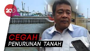 DPRD DKI Minta Anies Gerak Cepat Cegah Jakarta Tenggelam