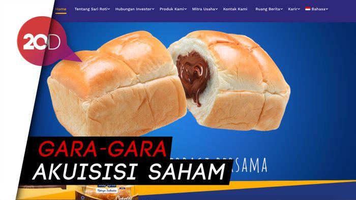 Produsen Sari Roti Dihukum Bayar Denda Rp 2,8 M
