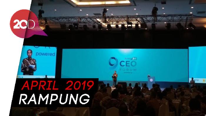 Jokowi Minta Tol Bakauheni-Palembang Dipercepat untuk Lebaran, Bukan Pemilu