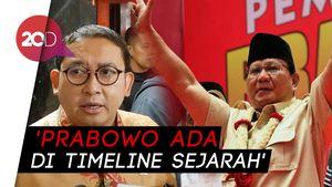 Fadli Zon: Prabowo Jelas Rekam Jejaknya, Jokowi Baru Kemarin