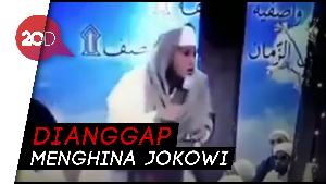 Ini Ceramah Habib Bahar yang Dipolisikan Pendukung Jokowi