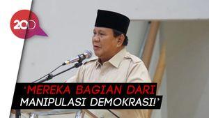 Prabowo Sindir Media soal Pemberitaan Reuni 212