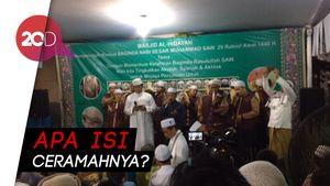 Peringatan Maulid Nabi, Habib Bahar Diundang Ceramah